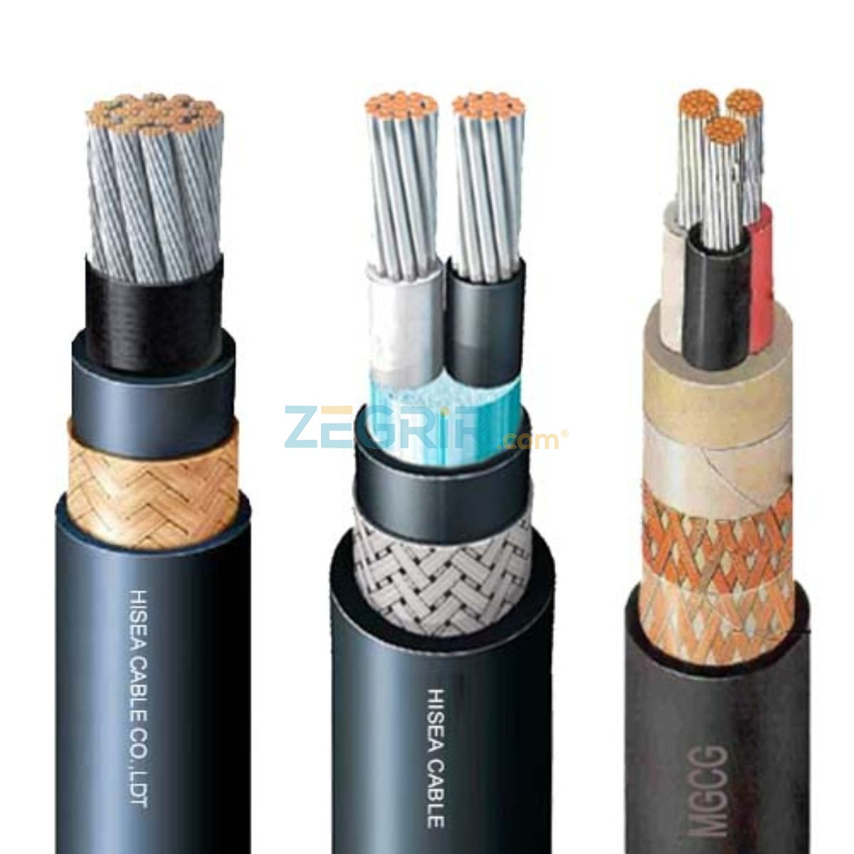 CABLES MARINS