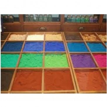 Décorative les Peintures en poudre pour articles en plastique