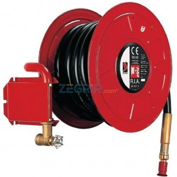 Réseau incendie avec RIA poteaux incendie