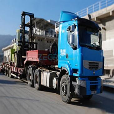 Camions Porte Engins et Porte Conteneurs