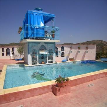 Le projet d'une piscine