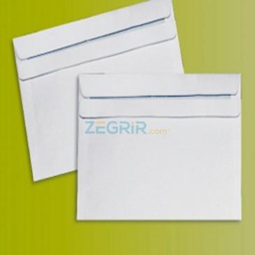 Enveloppes Blanches Droites Auto-Collantes - (Envelfix)