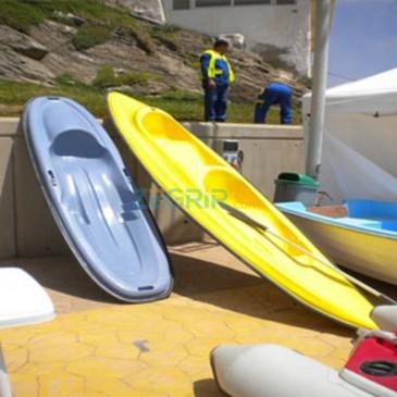 Kayak - (1 et 2 paves)