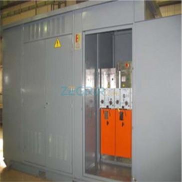 Poste de chantier métallique type DF12Kv - (DF 12 KV)