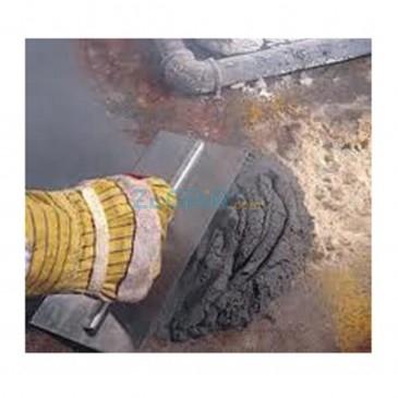 Sols industriels à base de ciment