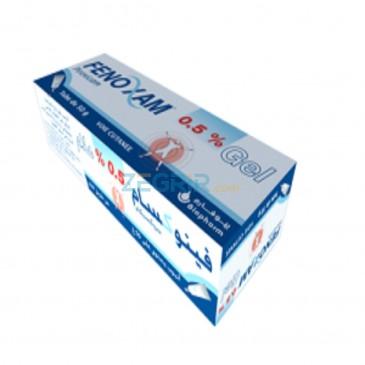 FENOXAM Gel 0,5% T50g