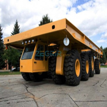 SPECIALIZED Transporters up to 500 tons