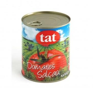 Tat salca domates konserve salca