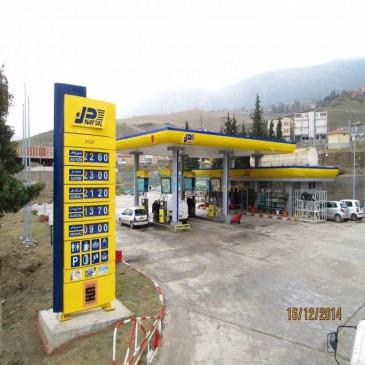 Rénovation stations NAFTAL
