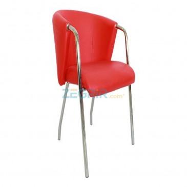 Chaise visiteur quatre pieds