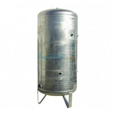 Citernes galvanisées pour eau potable
