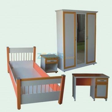 Chambre à coucher pour enfant