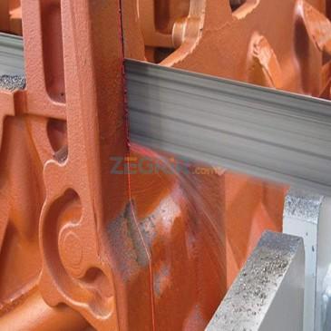 Scie à ruban pour métaux MEBAxtreme 1000-1000