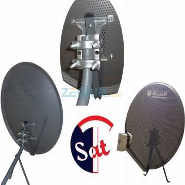 Antennes perforés