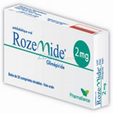 Rozemide 2 mg