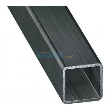 Tube en Aluminium ou Acier, carré et rectangulaire