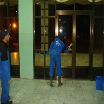 Services en nettoyage