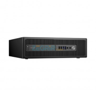 Micro Ordinateur HP 600 G2 SFF + Ecran 20