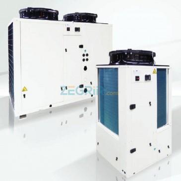 Groupe de  condensation à  refroidissement par air